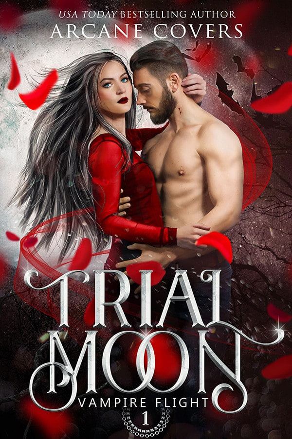 Trial Moon - Arcane Covers - Fantasy Romance Overall